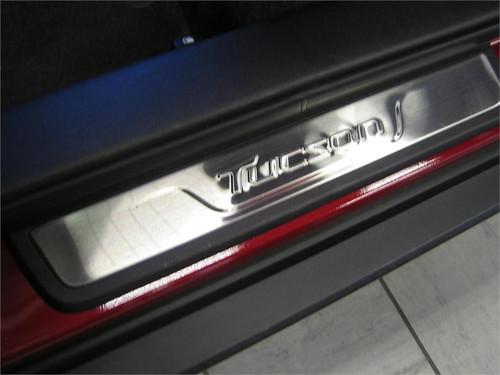 2010-2015 Hyundai Tucson Door Sill Plates