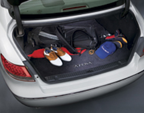 2013-2017 Hyundai Azera Cargo Mat