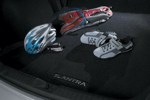 2007-2010 Hyundai Elantra Cargo Mat