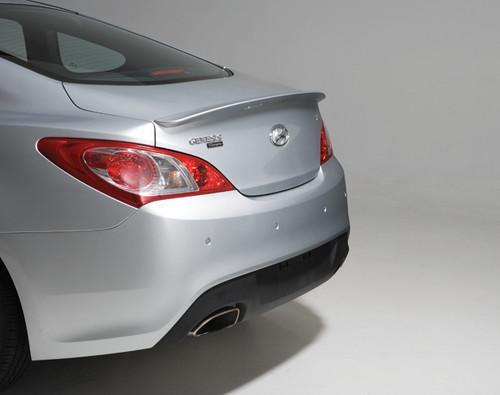 Hyundai Genesis Coupe Lip Spoiler