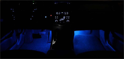 Hyundai Sonata Interior Lighting Kit