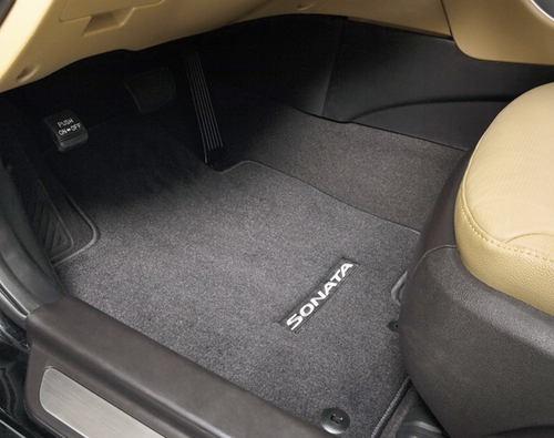 2015-2017 Hyundai Sonata Floor Mats