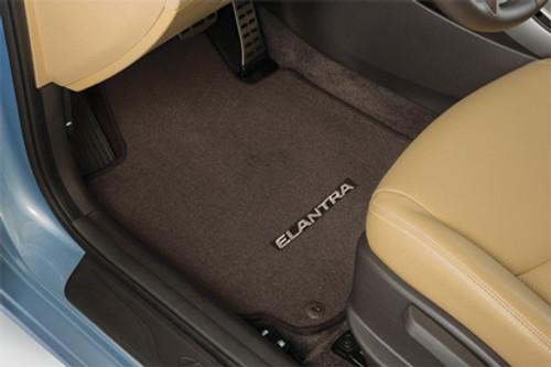 2013 Hyundai Elantra Coupe Floor Mats