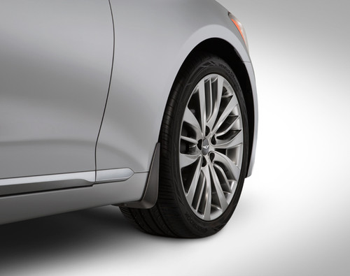 Hyundai Genesis Mud Guards