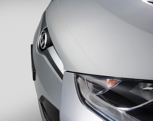 2012-2017 Hyundai Veloster Hood Protector Film
