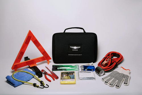 Genesis Roadside Emergency Kit