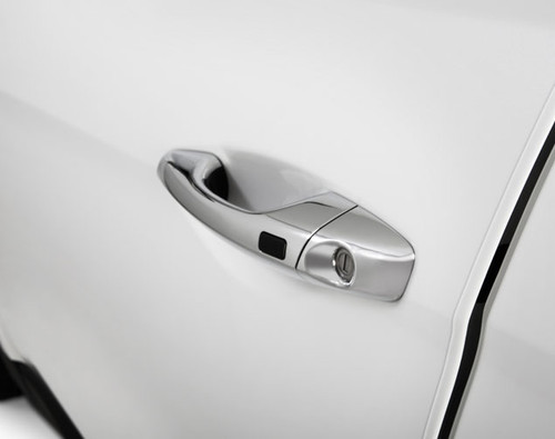 Hyundai Santa Fe Door Edge Guard Film