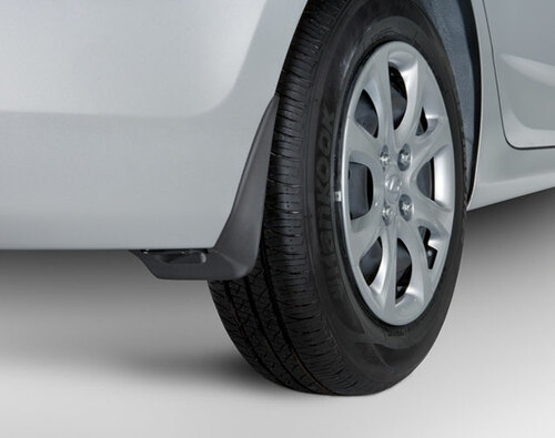 2012-2017 Hyundai Accent Mud Guards