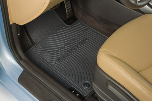 2011-2013 Hyundai Elantra Rubber Floor Mats