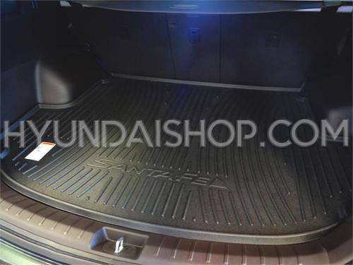 2013-2018 Hyundai Santa Fe Rubber Cargo Tray - Sport Model