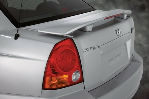 2007-2011 Hyundai Accent Rear Spoiler