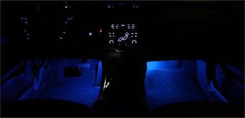 2010-2015 Hyundai Tucson Interior Lighting Kit