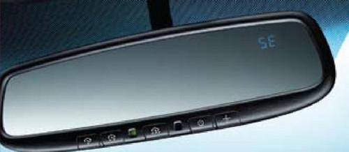 2011 Hyundai Sonata Auto Dimming Mirror