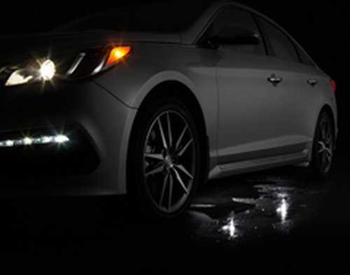 2015-2017 Hyundai Sonata LED Puddle Lights