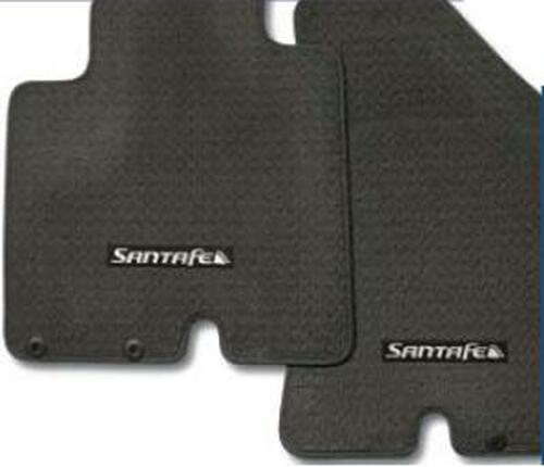 2010-2012 Hyundai Santa Fe Carpeted Floor Mats