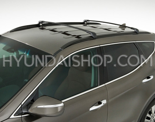 Hyundai Santa Fe Roof Rack Bars