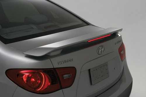 Rear Genuine Hyundai 08340-1E100-5S Spoiler Kit