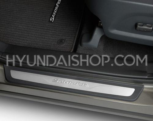 Hyundai Santa Fe Door Sill Plates