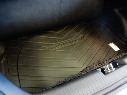 2012-2017 Hyundai Veloster Rubber Cargo Tray