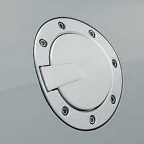 2003-2008 Hyundai Tiburon Metallic Fuel Door (K016)