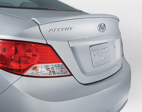 Hyundai Accent Rear Lip Spoiler