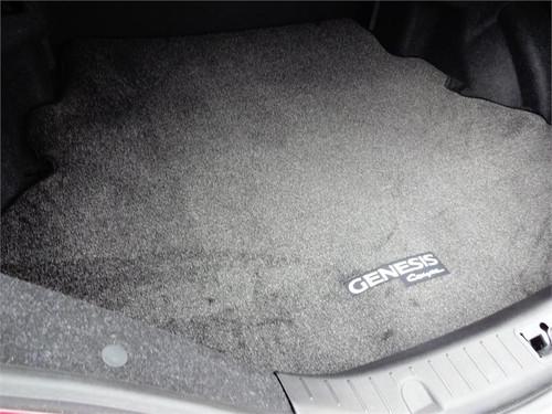 Hyundai Genesis Coupe Cargo Mat