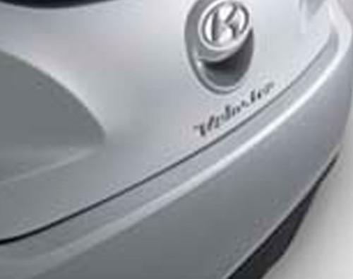 Hyundai Veloster Rear Bumper Protector Film