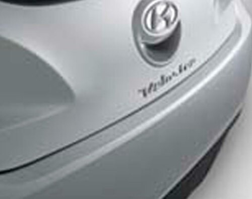 2012-2017 Hyundai Veloster Rear Bumper Protector Film