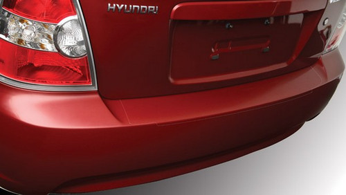 Hyundai Accent Rear Bumper Protector