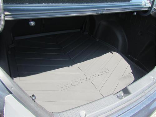 Hyundai Sonata Rubber Cargo Tray