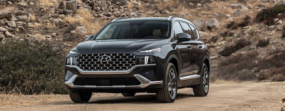 2021 Hyundai Santa Fe Products are Here!