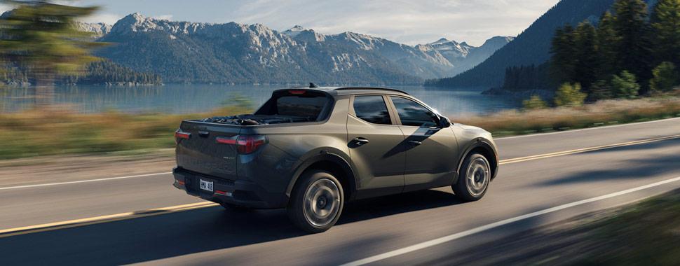 Unveiled : 2022 Hyundai Santa Cruz