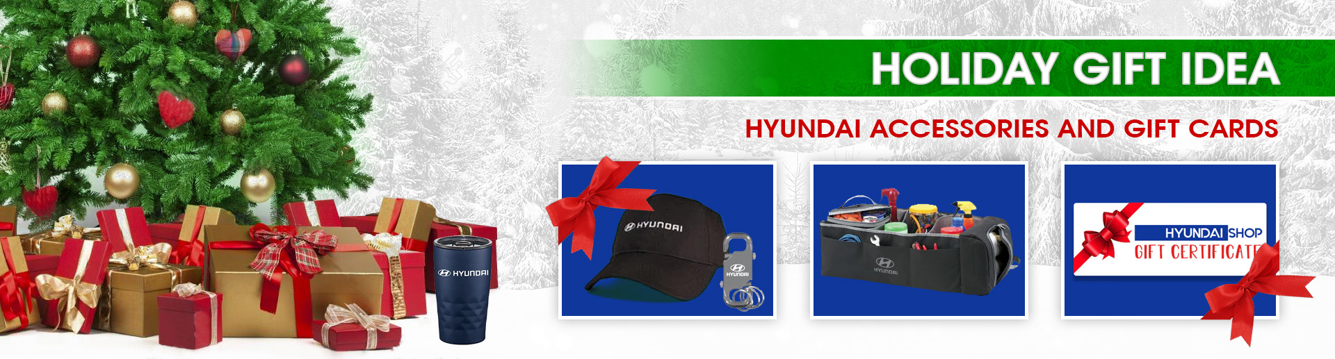 HyundaiShop Gift Guide