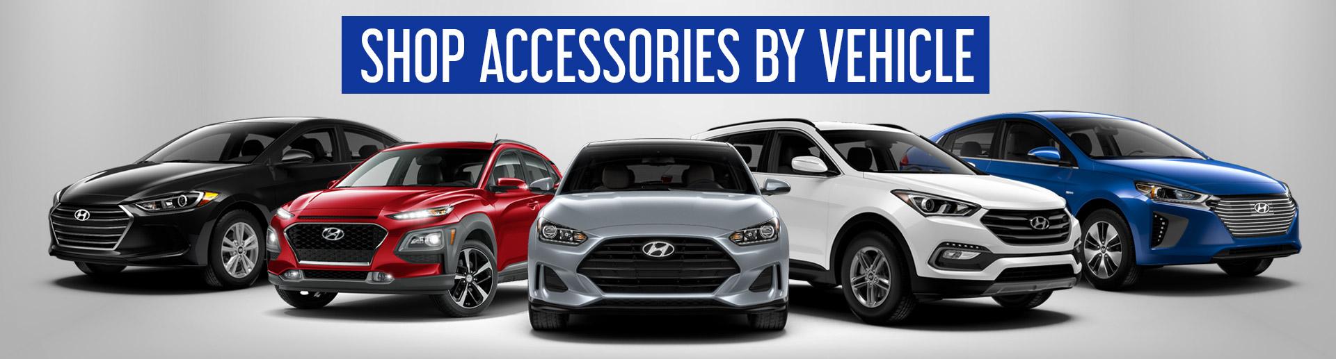 Shop Hyundai Accessories by Model
