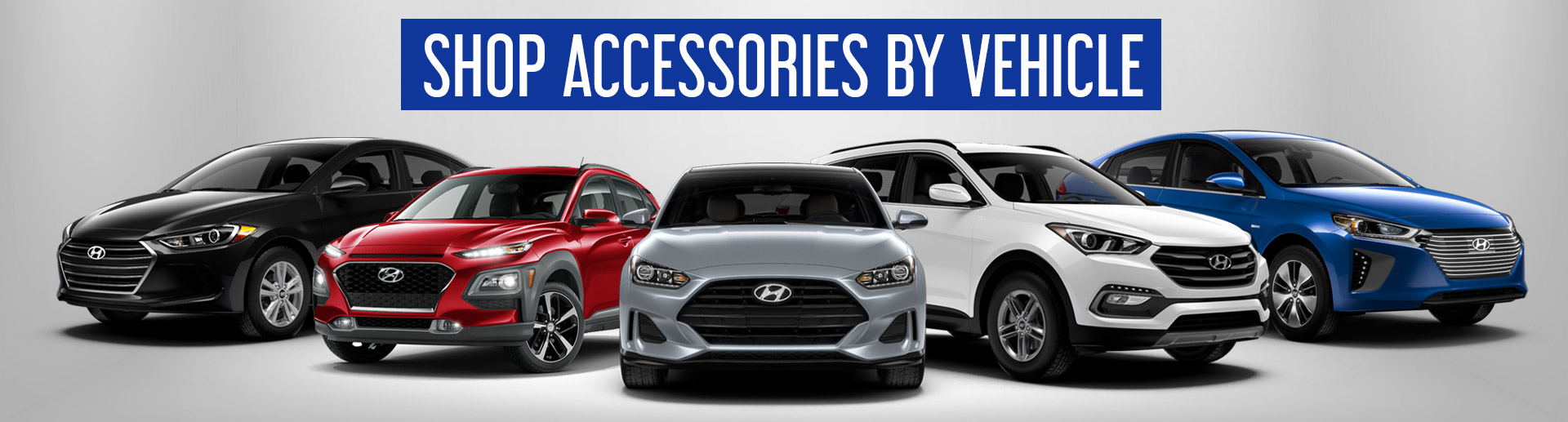 Shop Hyundai Accessories by Model