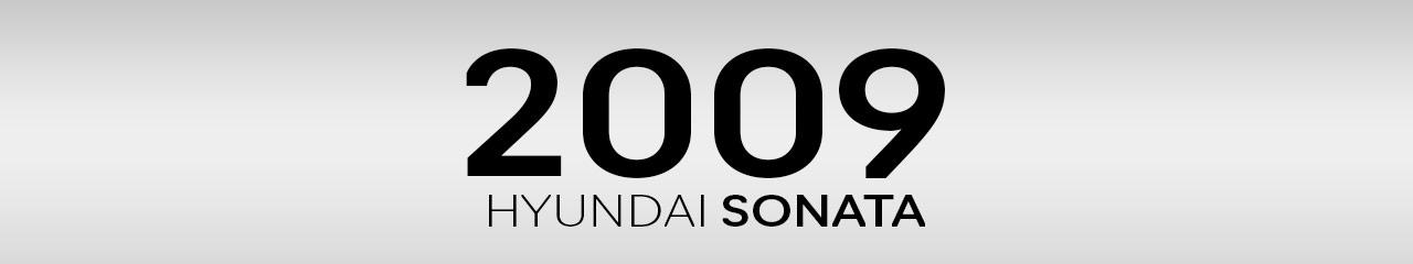 2009 Hyundai Sonata Accessories and Parts