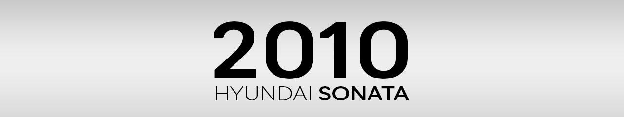 2010 Hyundai Sonata Accessories and Parts
