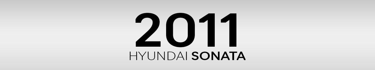 2011 Hyundai Sonata Accessories & Parts