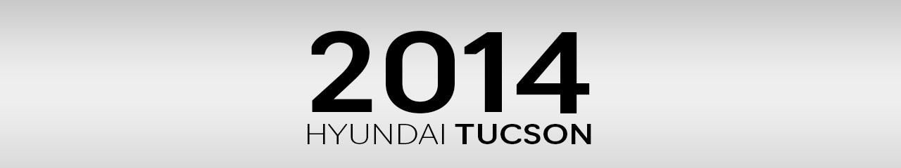 2014 Hyundai Tucson Accessories and Parts