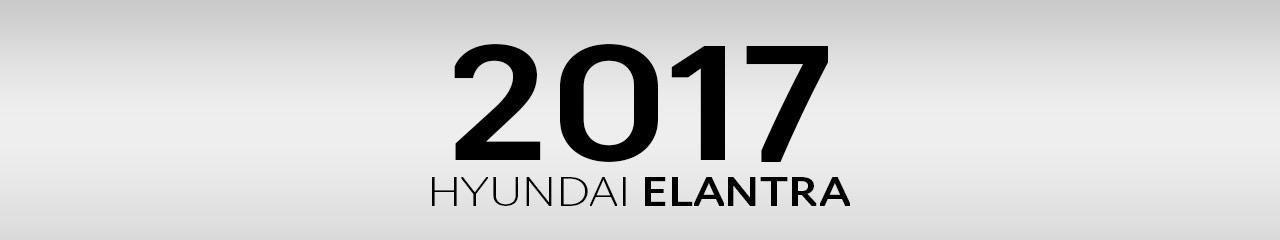 2017 Hyundai Elantra Accessories and Parts