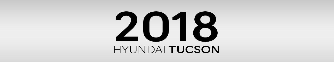 2018 Hyundai Tucson Accessories and Parts