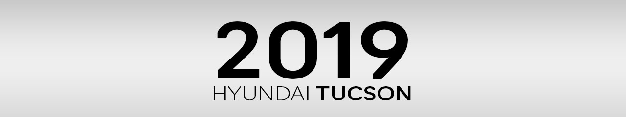 2019 Hyundai Tucson Accessories and Parts