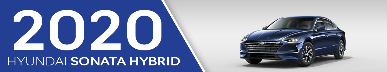 2020 Hyundai Sonata Hybrid Accessories and Parts