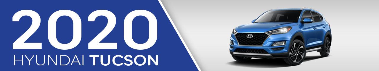 2020 Hyundai Tucson Accessories and Parts