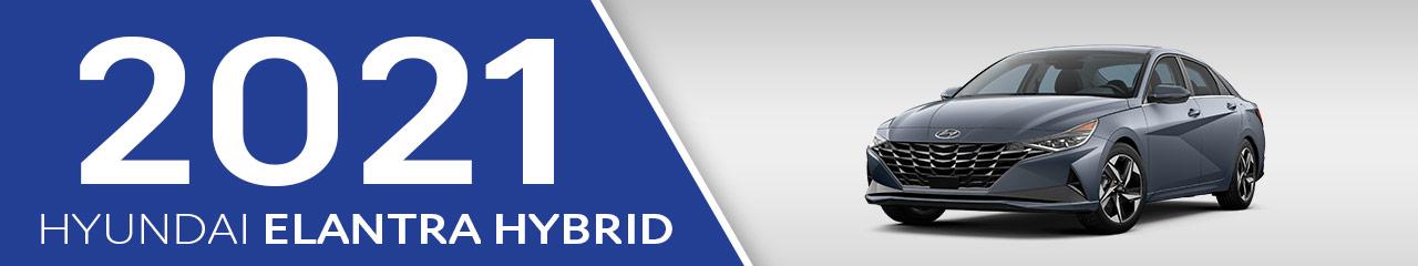 2021 Hyundai Elantra Hybrid Accessories and Parts