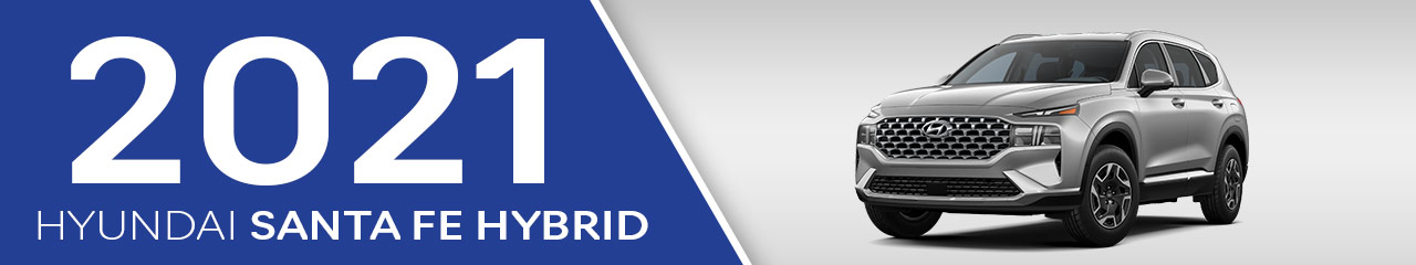 2021 Hyundai Santa Fe Hybrid Accessories and Parts