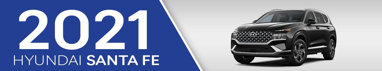 2021 Hyundai Santa Fe Accessories and Parts