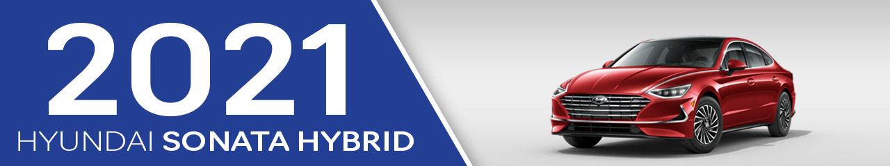 2021 Hyundai Sonata Hybrid Accessories and Parts