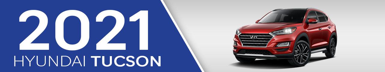 2021 Hyundai Tucson Accessories and Parts