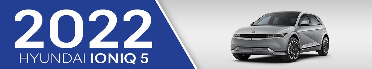 2022 Hyundai IONIQ 5 Accessories and Parts